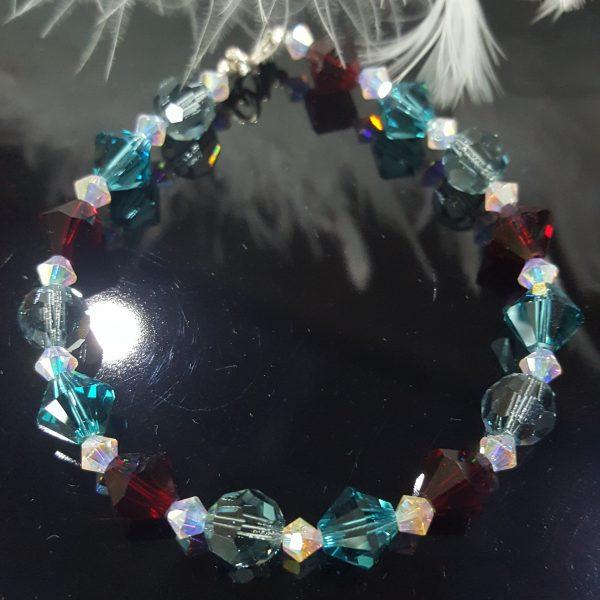 Гривна Британ с кристали Сваровски