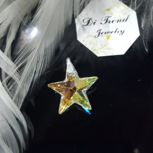 Висулка за колие Звезда Аурора Бореалис