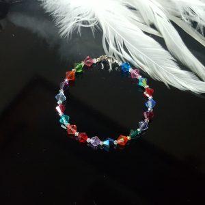 Гривна Егея made with Swarovski Crystals