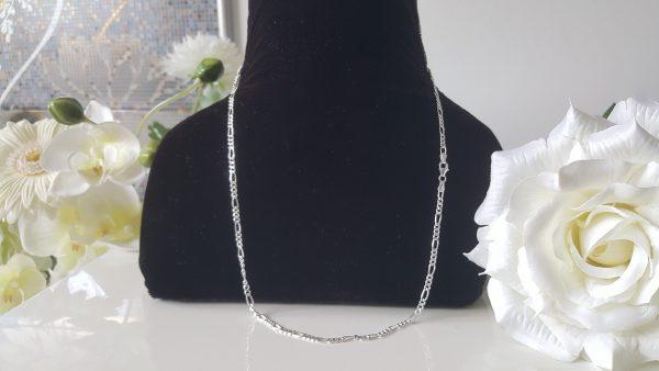 Бижута сребро 925 дълги сребърни синджири