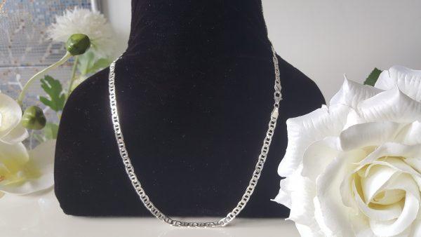 Бижута сребро 925 сребърен ланец