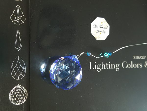 Архитектурен кристал - Ball Sapphire