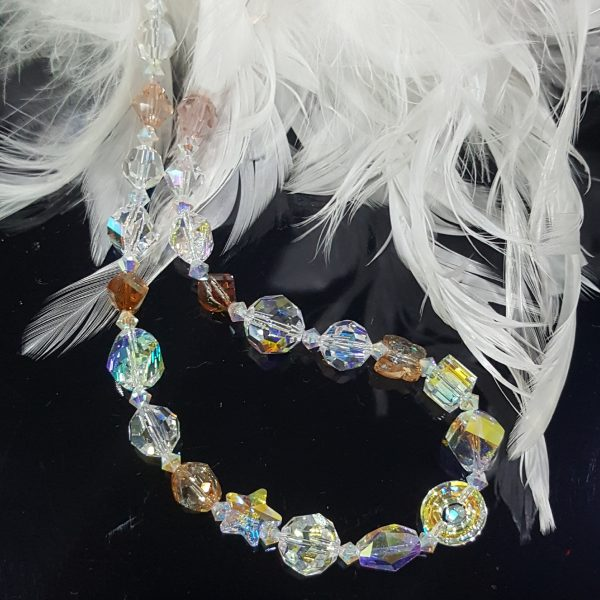 Комплект Ориент с австрийски кристали Сваровски