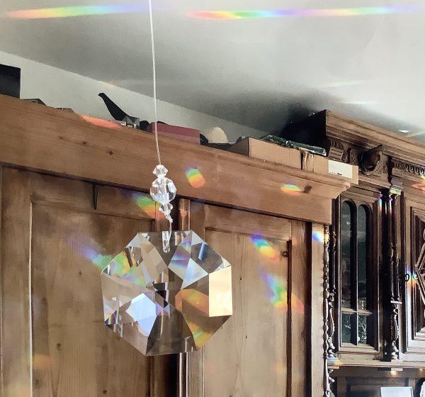 Кристал за окачване - Octagon