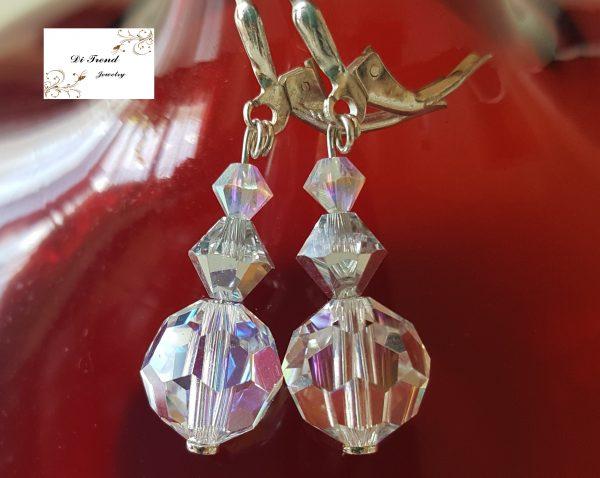 Комплект Кристал с кристали Сваровски
