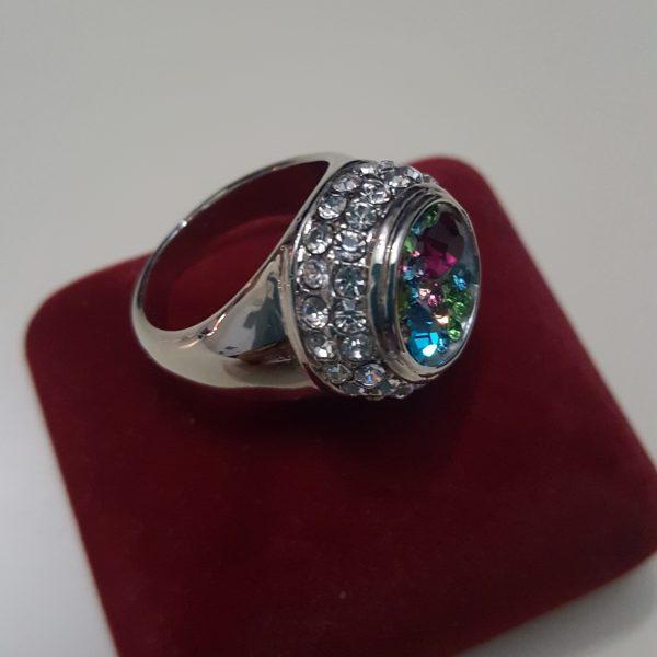 Стоманени бижута дамски пръстени цена