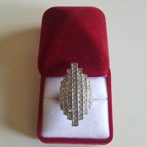 Евтини пръстени от стомана на цена 16 лв