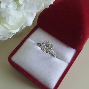 Бижута от стомана дамски пръстени онлайн