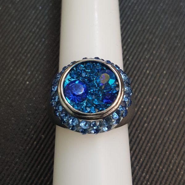 Дамски пръстени от медицинска стомана
