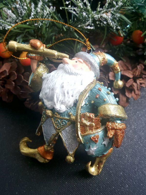 Коледни декоративни фигурки за елха