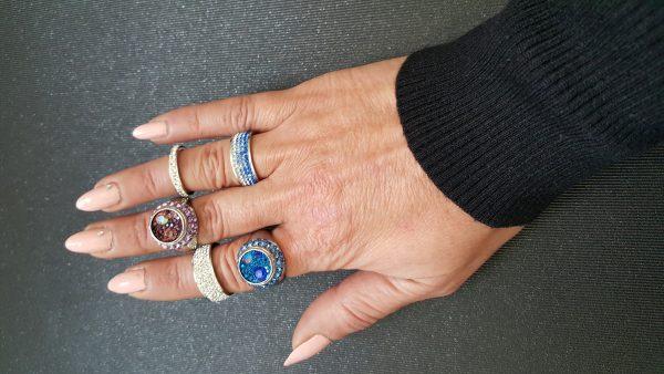 Модни пръстени от Di Trend Jewelry