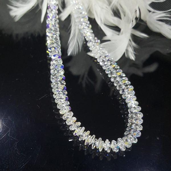 Бижута Swarovski Elements колие