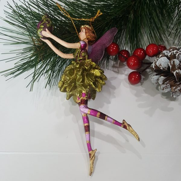Коледна декорация за елха