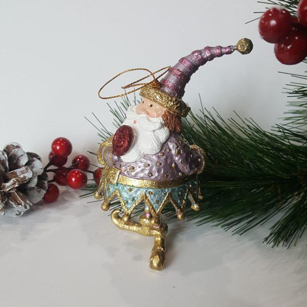 Коледни украшения за елха
