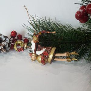 Фигурки за украса на елха