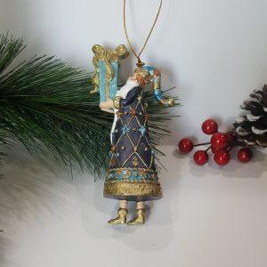 Коледни декоративни фигурки