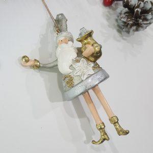 Коледна декоративна фигура Влъхва