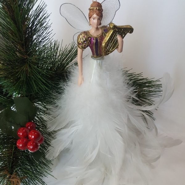 Стилна Коледна декорация 2019
