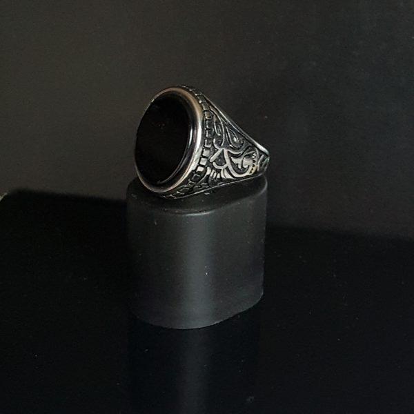 Мъжки пръстен BLACK KNIGHT