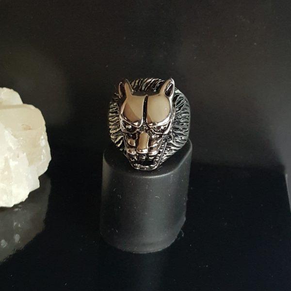 Мъжки пръстен WULF