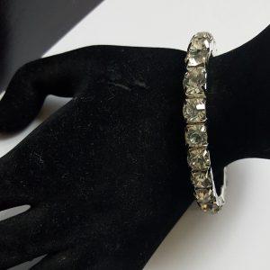 Дамски модни гривни с кристали