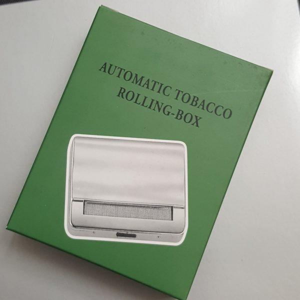 Автомат за навиване на цигари
