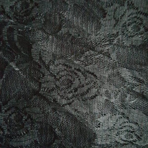 Дамски шал с дантела