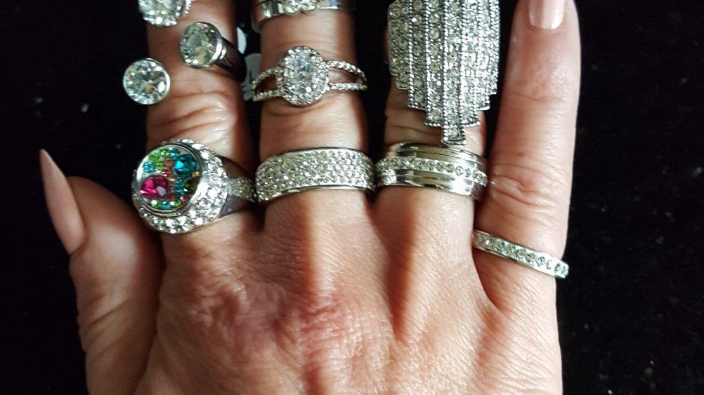 Разпродажба на пръстени от стомана - дамски и мъжки