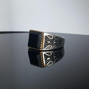 Мъжки пръстен BLACK VELVET