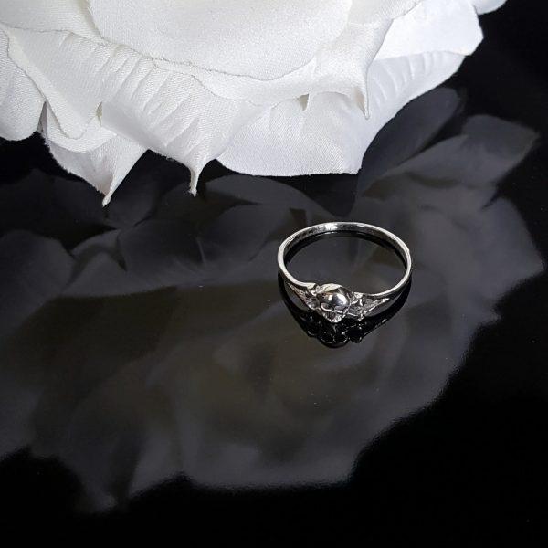 Сребърен пръстен Пират Малки сребърни пръстени