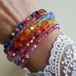 Уникални бижута, изработени от кристали Swarovski Crystals